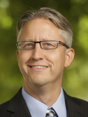 ASU Law Dean Douglas Sylvester
