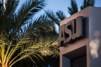 ASU sign