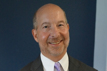 portrait of departing ASU criminal justice school Director Jon Gould
