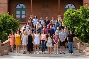 ASU Alumni Association 2021 Legacy Scholarship Recipients