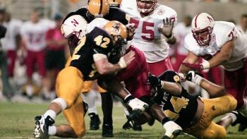 ASU vs Nebraska Sept. 21, 1996