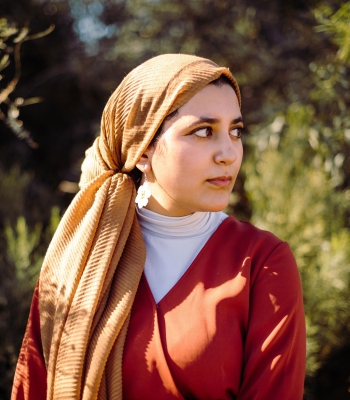 Farah Eltohamy was named an Outstanding Undergraduate Student for the spring 2021