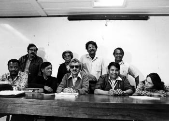 organizers of the Farm Workers Movement