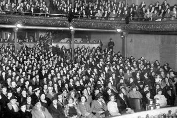 New Bedford Theatre in 1934