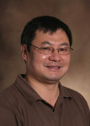 portrait of ASU researcher Yixin Shi