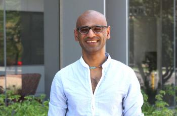 Biodesign researcher Arvind Varsani