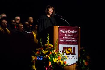 Julia Wallace, Cronkite School