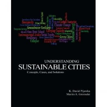 Understanding Sustainable Cities textbook cover