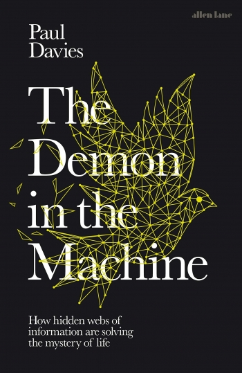 "book cover: ""The Demon in the Machine"""