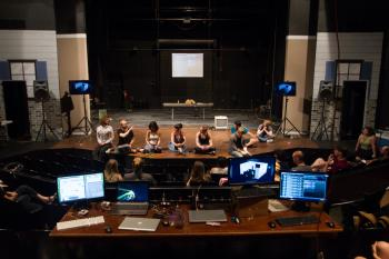 Orange Theatre Digital Performance Lab