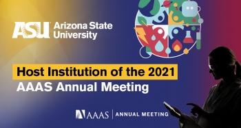 AAAS Meeting Card