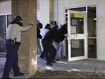 Active shooter exercise