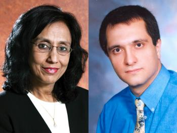 Aditi and Masoud materials research