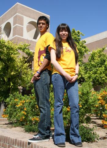 Adrian Escobedo & Lisa Tsosie