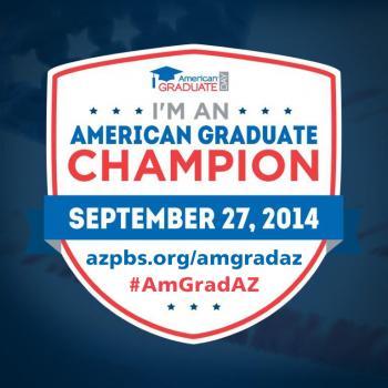 American Graduate champion logo