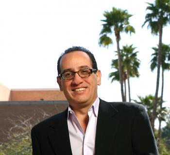 Dean of Graduate Education Alfredo Artiles