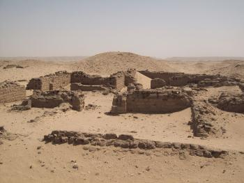 The ancient city of Amarna