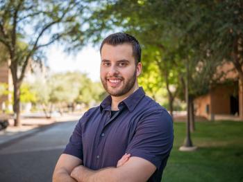 Andres Munoz, ASU PhD student