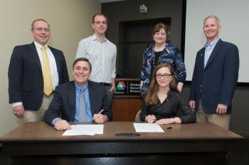 ASU and Argonne sign MOU