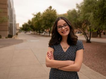 Xochitl Smola, ASU Psychology Student