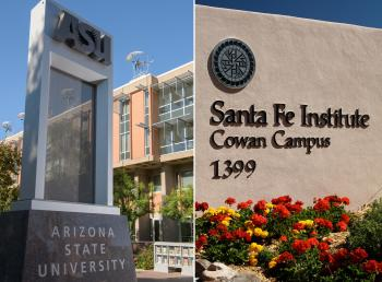 Arizona State University and Santa Fe Institute partner