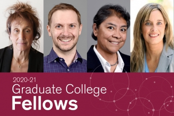 2020-21 Graduate College Fellows