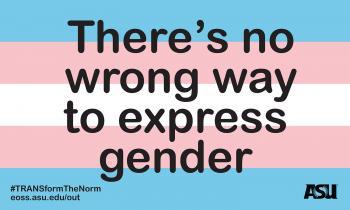 ASU Trans Awareness Week 2017