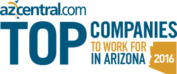 AZCentral best company to work for logo