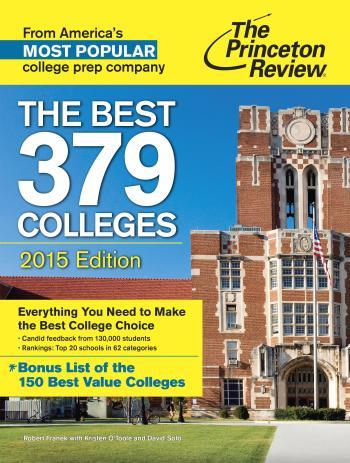 ASU chosen among best 379 colleges