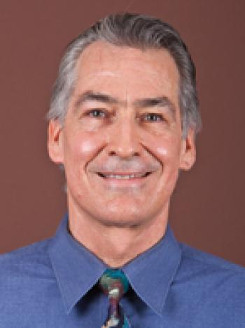 portrait of ASU law professor Charles Calleros