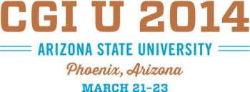 CGI U 2012 Arizona State University