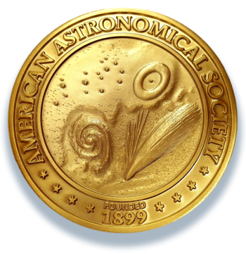 American Astronomical Society Chambliss medal