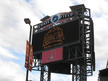 Chase Field ticket scalpers