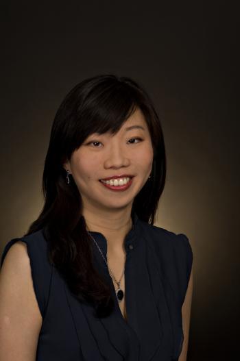 portrait of ASU professor