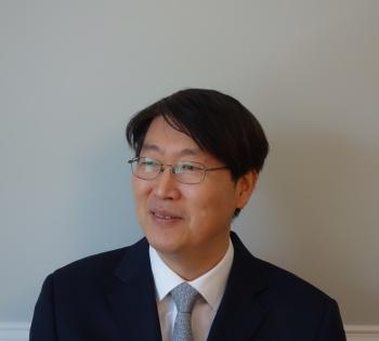 H. Christian Kim, associate center director