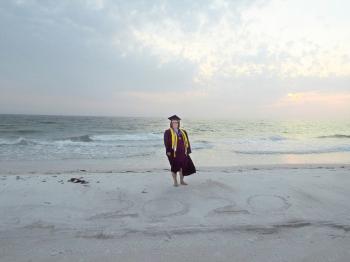 ASU Online student Christie Moore