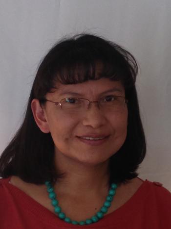portrait of Christine Chee