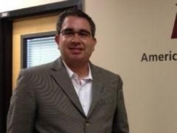 Christopher Sharp, assistant professor, School of Social Work, Arizona State University