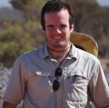portrait of ASU student Danny Jacobs