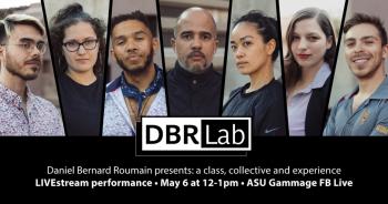 Photos of members of DBR Lab