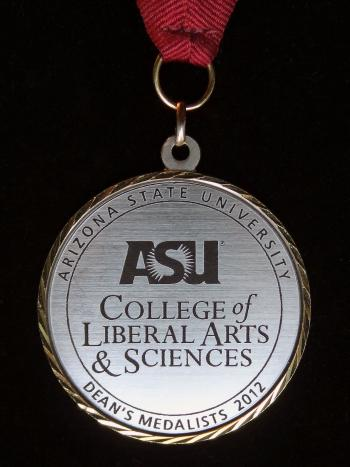 Dean's Medals honor the best and brightest in liberal arts and sciences