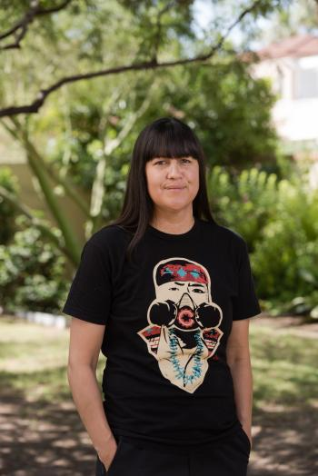 ASU associate professor Natalie Diaz / Photo courtesy John D. & Catherine T. MacArthur Foundation