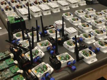 ITESM Embedded Sensor Circuits