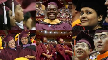 Student diversity at ASU