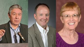 Outstanding Doctoral Mentors of 2015-2016