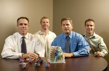 3-D heart models