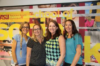 ASU's Doris Duke Fellowship recipients