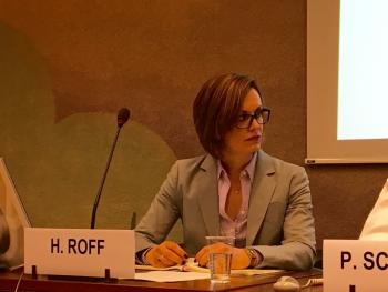 ASU's Dr. Heather Roff testifies at the UN