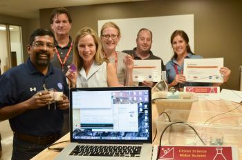 ASU Citizen Science grant project