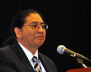 Regents' Professor Carlos Castillo-Chavez